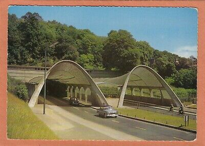 2718 - Le Havre - Tunnel Jenner - Simca Versailles - Ecrite Fut Collee
