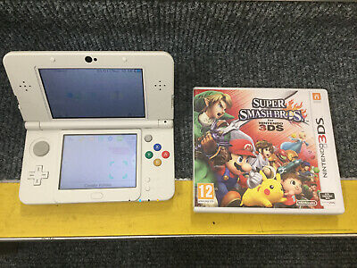 nintendo 3ds limited edition With Mario Super Smash Bros