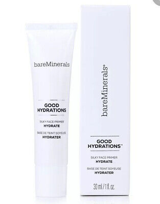 bareMinerals Good Hydrations Silky Face Primer Hydrate 30ml New Boxed *FAST POST