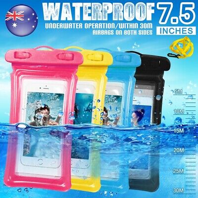 Floating Waterproof Underwater Phone Case Dry Bag Pouch Huawei P30 P20 P10 Pro