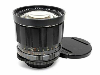 Pentax Super Takumar 35mm F2 MF Wide Angle Prime Lens M42 Great from Japan F/S