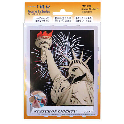 Frame In Series Statue Of Liberty