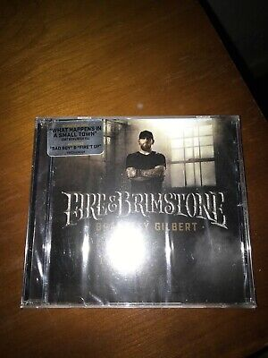 Brantley Gilbert, Fire & Brimstone [New CD, 2019] + Free Shipping COUNTRY ROCK