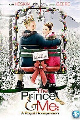 The Prince And Me 3 - A Royal Honeymoon [DVD]