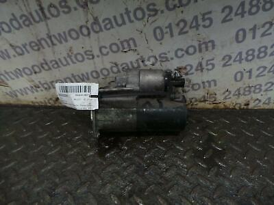 Volkswagen Polo 2007 1.4 Petrol Automatic Starter Motor