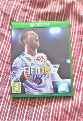 FIFA 18 (Xbox One) FAST POST – xbox one – genuine empty game case only