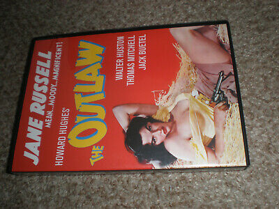 The Outlaw (DVD, 2018) Kino Lorber 2K Restoration 1943 Jane Russell