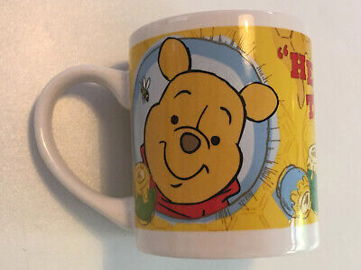 DISNEY Winnie the Pooh Eeyore Honey Bees Mug Small Size