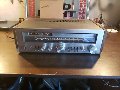 Vintage SCOTT STEREO RECEIVER 330R tested (works)