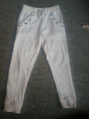 Girls Next Pink Joggers Age6