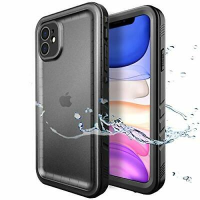 Waterproof Case for iPhone 11, Full Body Heavy Duty Protection Full Sealed Cover
