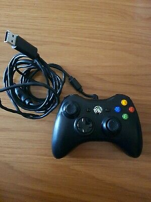 Official Microsoft Xbox 360 wired controller