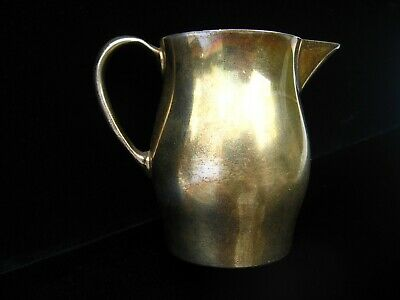 Sm PITCHER STERLING SILVER by REED & BARTON - PAUL REVERE pattern c.1955 ~96g