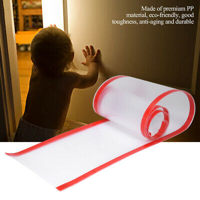 Child Pets Safety Door Finger Pinch Guard Hinge Protector for The Front of Door