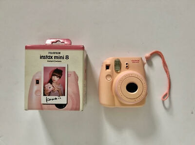 Fuji Instax Mini 8 Camera - Pink - Orginal Box