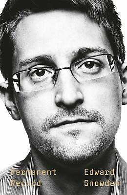 Permanent Record by Edward Snowden Hardcover Political Intelligence Social
