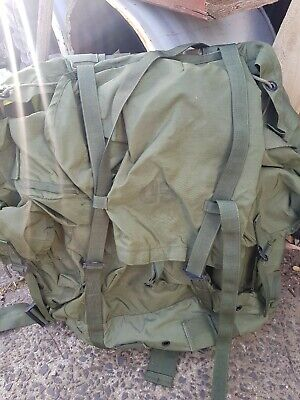 Genuine Ex Army ALICE Pack Complete with ALICE Frame & Hip Belt