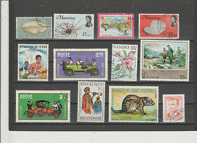 World stamp collection All Different Clearance lot   S16
