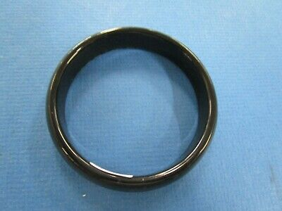 Chinese  Spinach Jade  Very Dark  Ladies Bangle with certificate