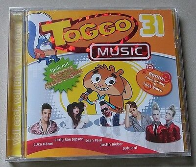 CD : TOGGO Music Vol. 31 > Katy Perry, Flo Rida, Bruno Mars, One Direction u.v.a