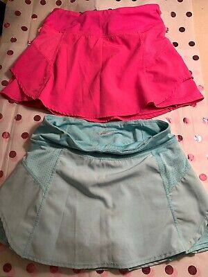 Girl's 90 Degree Flex Skort/ Shorts lot size 10