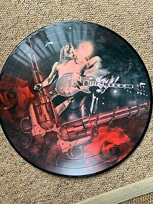 Guns N Roses-live On Air-album picture Pic Disc-limited-AC/DC-metal