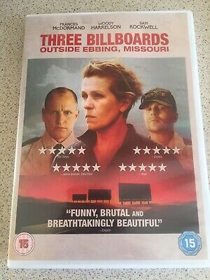 Three Billboards Outside Ebbing, Missouri DVD