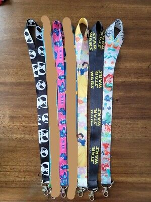LOT OF 25 Disney Trading Pins FREE LANYARD US Seller -Pick BOY OR GIRL LANYARD