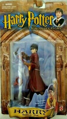 Harry Potter and the Sorcerer's Stone HARRY Action Figure  2001