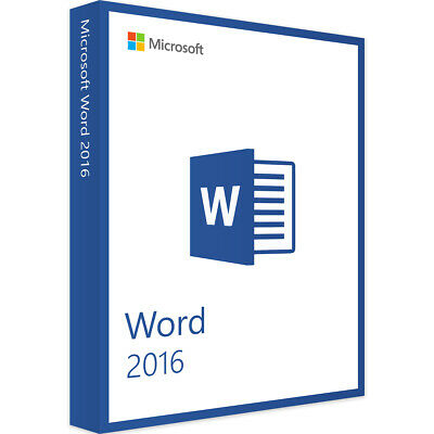 Microsoft Word 2016 Multilingual Full Version ESD