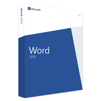 Microsoft Word 2013 Multilingual Full Version