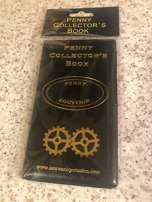 Penny Collector's Book, Elongated Penny Passport, Album