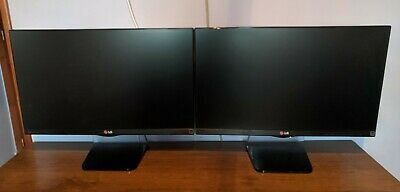 "Monitores LG 23MP75HM-P 23"" LED IPS"
