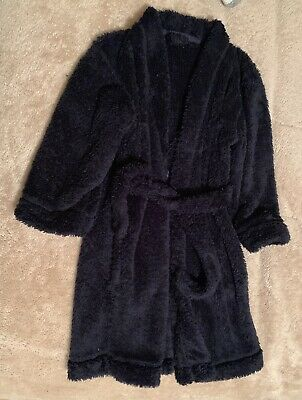Boys M&S Dressing Gown Age 5-6 Years