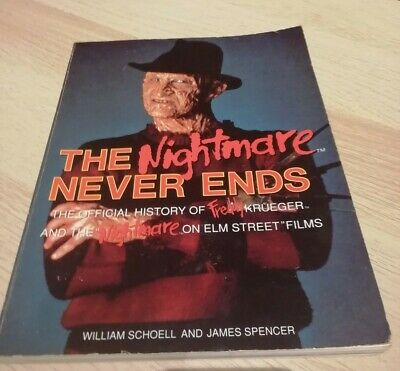 The Official History of Freddy Krueger and the Nightmare on Elm Street Films