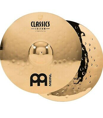 Meinl 14-inch Classics Custom Powerful Hi Hat