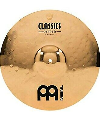 "Meinl 15"" Medium Crash Cymbal - Classics Custom Brilliant"