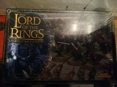 Lord Of The Rings The Breaking of the Fellowship - LOTR NEW METAL OOP