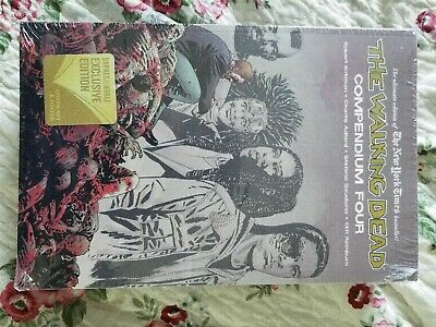 The Walking Dead Compendium 4: New with poster