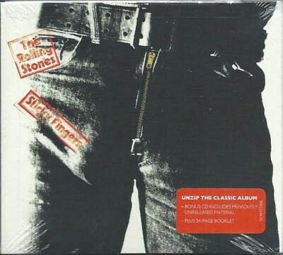 THE ROLLING STONES Sticky Fingers Deluxe Edition 2CD SEALED