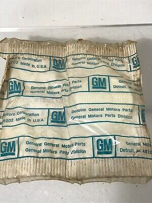 NOS 1969-74 Chevrolet Buick Olds Interior Dome Courtesy Lamp Lens GM 8770219