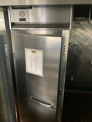 Continental Refrigerator 1F Reach-In One-Section Freezer