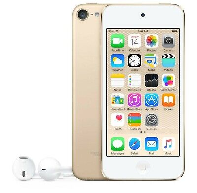 Apple Ipod Touch 6th Generation 16gb Gold
