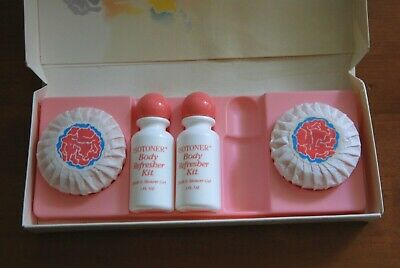 Vintage Bath Set from ARIS ISOTONER