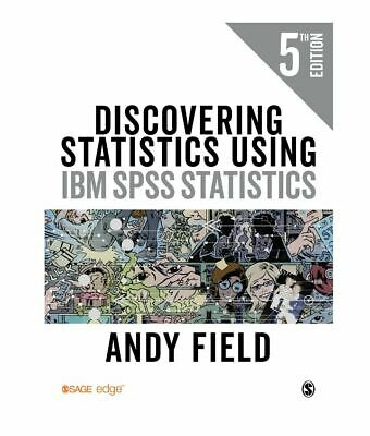 Discovering Statistics Using IBM SPSS Statistics by Andy Field PDF via email