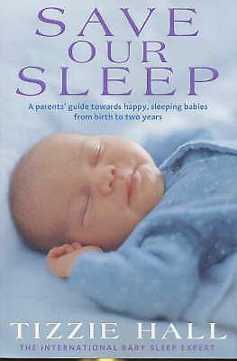 SAVE OUR SLEEP by Tizzie Hall - 1st Edition 2006 - FREE QikPost