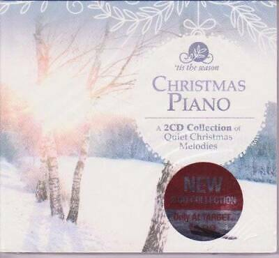 'Tis the Season: Christmas Piano, a 2 CD Collection of Quiet Christmas Melodies