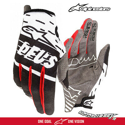 Guanto Cross Enduro Alpinestars Radar Gloves X Deus Limited Edition Taglia L