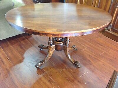Antique Victorian Over Table