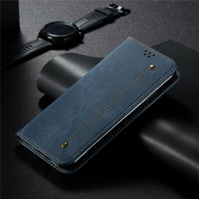 For Xiaomi Redmi Note 8 7 Pro Leather Magnetic Flip Slim Wallet Phone Case Cover
